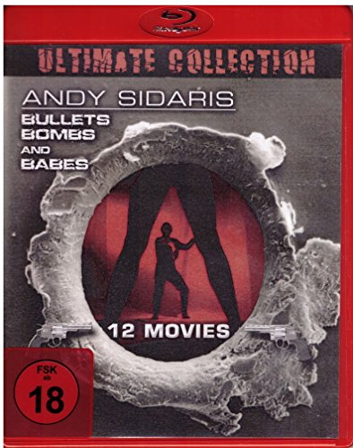 12x Andy Sidaris (Ultimate Collection) (12 Movies) (Blu-ray)