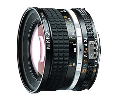 Nikon 20mm f/2.8 Objectifs Reflex AiS