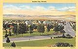 Boulder City, Nevada Antique Postcard T1314