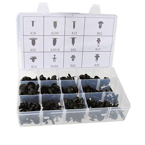 240x-porta-parafango-rivestimento-del-paraurti-clip-di-corpo-del-fermo-del-fermo-kit-assortimento-se