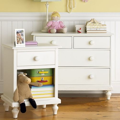 Cheap Pottery Barn Kids Berkeley Dresser & Nightstand (B0013I54CW)