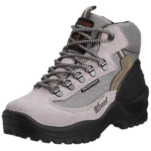 Grisport Women's Lady Wolf Hiking Boot Pink CLG622 9 UK