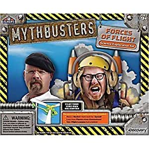 POOF-Slinky 0SEA2121 Scientific Explorer MythBusters Forces of Flight by Scientific Explorer TOY (English Manual)