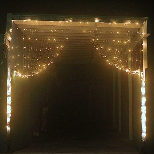 Curtains Ideas black friday curtain sales : Black Friday Sale Thanksgiving: 10'x 10' 300 LED Decoration ...