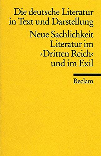 die-deutsche-literatur-ein-abriss-in-text-und-darstellung-die-deutsche-literatur-15-neue-sachlichkei