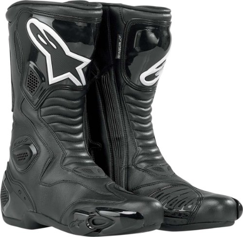 Alpinestars S-MX 5 Waterproof Boots - 3.5 US / 36 Euro/Black