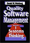 Quality Software Management: Systems...