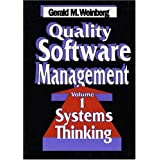 Quality Software Management: Systems Thinking ~ Gerald M. Weinberg