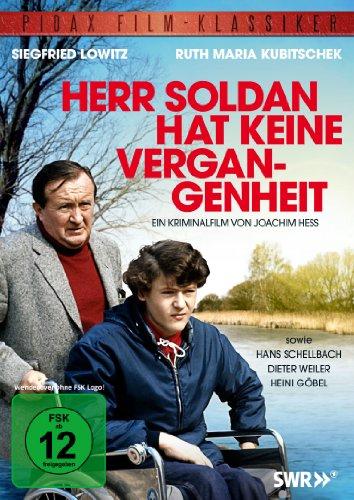 Pidax Film-Klassiker: Herr Soldan hat keine Vergangenheit
