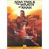 Star Trek: 2 The Wrath Of Khan [DVD] [1982] [Region 1] [US Import] [NTSC]by William Shatner