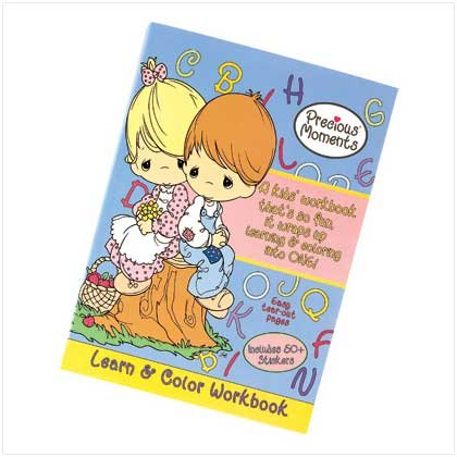 Precious Moments Fun Book - Style 39449