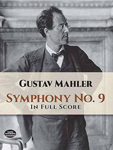 Symphony No. 9 In Full Score (Dover Music Scores) by Gustav Mahler (1993-03-18) (Mahler Symphony 3 Score compare prices)
