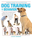 img - for Dog Training & Behavior (Mini Encyclopedia Ser.) book / textbook / text book