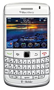 Blackberry Bold 9700 Unlocked Cell Phone with 3.2 MP Camera, 3G Support, Stereo FM Radio - Unlocked Phone - International Warranty - White