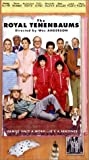 The Royal Tenenbaums [VHS]