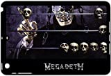 Megadeth Apple PLASTIC iPad Mini Case / Cover Great unique Gift Idea