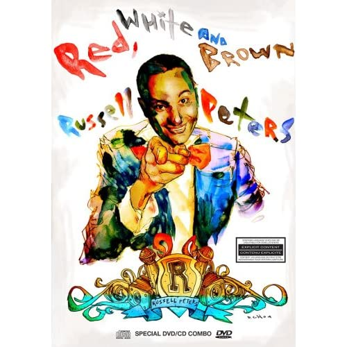 Russel Peters - Red, White and Brown