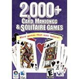 Games 2000 Card Mahjongg  Solitaire Games