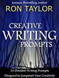 img - for Creative Writing Prompts: 33 Detailed Strategies for Inspired Journaling and Creative Writing book / textbook / text book