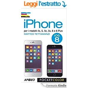 iPhone: per i modelli 4s, 5, 5c, 5s, 6 e 6 Plus