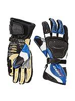 Roleff Racewear Guantes Roleff Racewear (Negro / Azul)