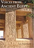 img - for Voices from Ancient Egypt: An Anthology of Middle Kingdom Writings book / textbook / text book