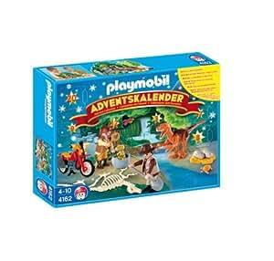 "Playmobil 4162 Advent Calendar ""dinosaur Expedition"""
