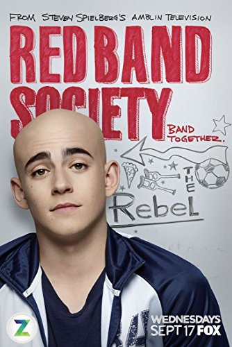 Red Band Society Season 1 012 Waterproof Plastic Poster Great Gift Outdoor Garden Bathroom (The Red Band Society compare prices)