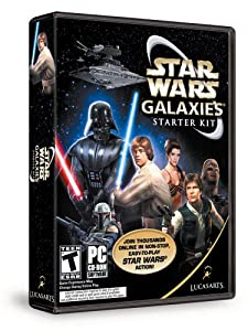 Star Wars Galaxies: Starter Kit - PC