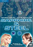 Sapphire And Steel : Special Edition Complete Series 1-6 Box Set [1979] [DVD]
