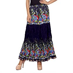 ceil women's skirt (blue)