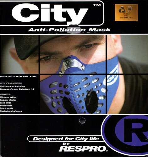 RESPRO-DACC-filter-techno-valve-accessories-exhaust-pollen-allergy-City-mask-black-M
