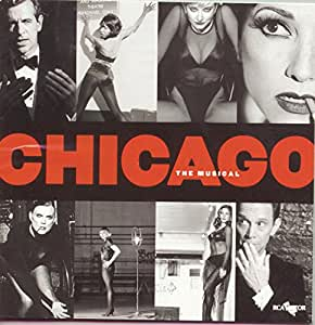 Chicago The Musical Broadway Cast