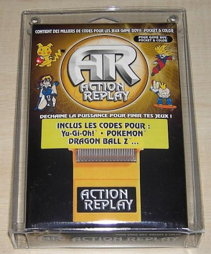 GameBoy pocket color - Action Replay