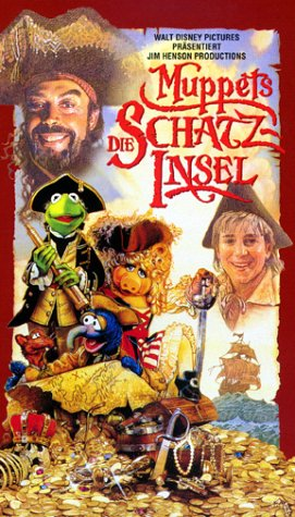 Muppets - Die Schatzinsel [VHS]