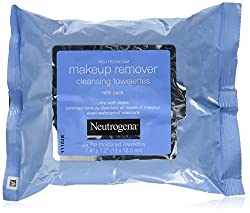Neutrogena Makeup Remover Cleansing Towelettes 25 ct 2 Pack