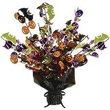 Beistle Halloween Gleam and Burst Centerpiece, 15-Inch