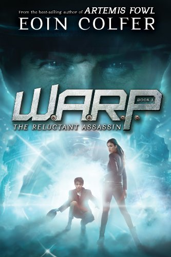 [WickedFabala] W.A.R.P. The Reluctant Assassin - Eoin Colfer