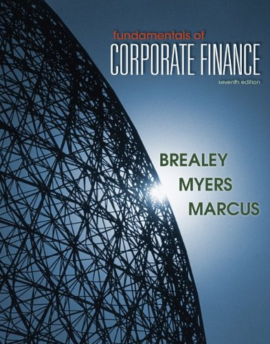 Fundamentals of Corporate Finance (McGraw-Hill/Irwin...