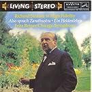 Richard Strauss : Ainsi parlait Zarathoustra - Une vie de h�ros