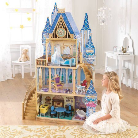 Disney Princess Cinderella Royal Dreams Dollhouse  by KidKraft