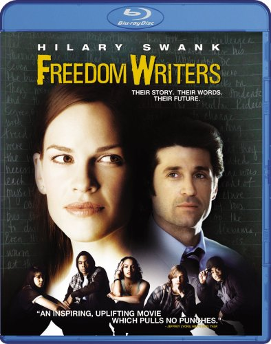 Cover art for  Freedom Writers [Blu-ray]