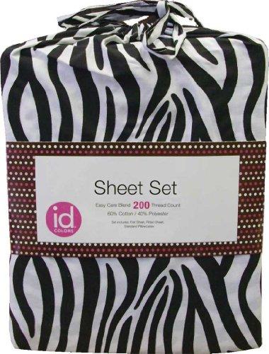 Zebra Bed In A Bag front-227612