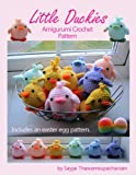 Little Duckies Amigurumi Crochet Pattern (Easy Crochet Doll Patterns)