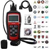Discoball® KW808 Diagnostic Scan Tool Vehicles Car Fault Code Reader EOBD OBD2 same as AUTEL MS509