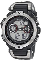 Armitron Sport Men's 408231RDGY Digital Watch