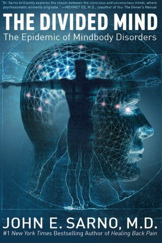 The Divided Mind: The Epidemic of Mindbody Disorders - John E. Sarno