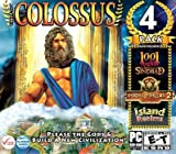 Settlement Colossus - Includes 3 Bonus Games: 1001 Nights: The Adventures Of Sinbad + Heroes Of Hellas 2: Olympia + Island Realms