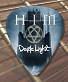 HIM Dark Light Guitar Picks x 5 Medium