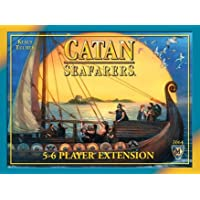 Catan: Seafarers 5 - 6 Player Extension - New 4Th Edition